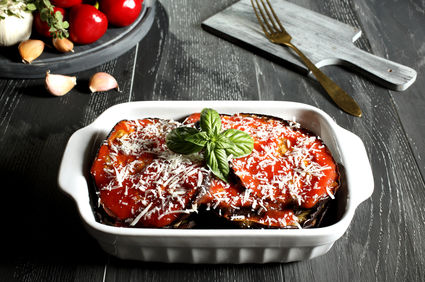Melanzane parmigiana, cele mai bune vinete cu parmezan