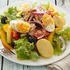 Cea mai buna salata orientala cu peste
