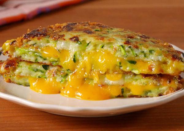 Cele mai bune chifteluțe de zucchini cu brânză