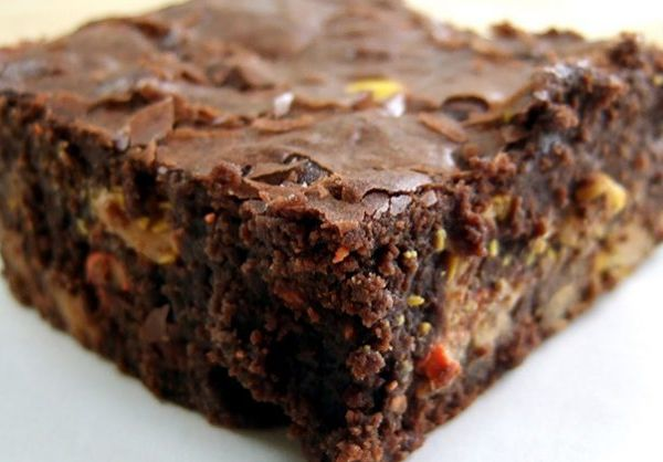 Brownie fără făină și zahăr. Cea mai bună negresă cu avocado