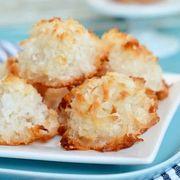 Cele mai simple și rapide fursecuri cu nucă de cocos