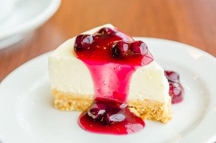 Cea mai simplă rețetă de cheesecake cu smântână